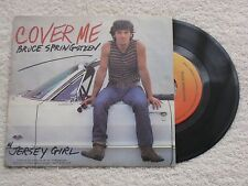 BRUCE SPRINGSTEEN COVER ME SPANISH ISSUE 7""