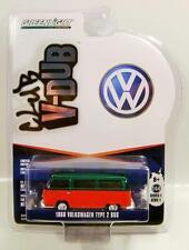 1968 '68 VW VOLKSWAGEN TYPE 2 BUS VAN V-DUB GREEN MACHINE CHASE CAR GREENLIGHT