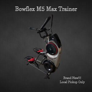 Bowflex Max Trainer M5 Elliptical Machine - LOCAL PICKUP ONLY