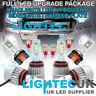 RANGER 2016+ UPGRADE PACKAGE H15 H11 T10 CANBUS LED HEADLIGHT DRL FOG BULBS KIT