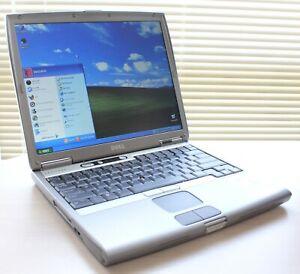 """14"""" Dell Latitude D600 Intel Pentium M 1.4Ghz 512Mb HDD 40Gb ATI Radeon-900 32Mb"""