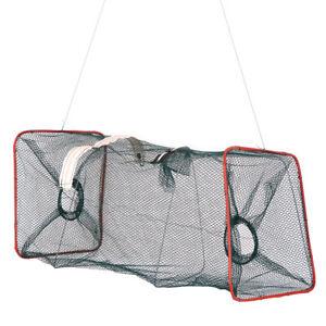 For crab fish crawdad shrimp minnow fishing bait trap cast Dip foldable net.ZY