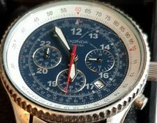Seconda mens watch Chronograph 3375 Caliber Just Needs New Bat