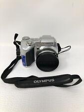Olympus SP Series SP-510 UZ 10X Zoom 7.1MP Digital Camera  Silver GOOD/TESTED