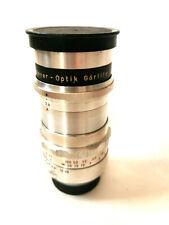 Lens Objektiv Meyer Trioplan  2.8/100 for M42