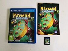 Rayman Legends Jeu Game Sony PlayStation Vita Ps Vita Ubisoft Multilangue