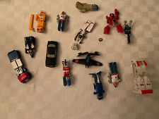 Vintage Tonka Go Bots Lot Action Figures As Is