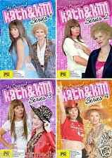 Kath and Kim Series COMPLETE  Season 1 2 3 4 (8 Disc Set) : NEW DVD