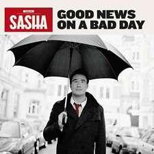 CD*SASHA**GOOD NEWS ON A BAD DAY***NAGELNEU & OVP!!!