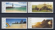2003 NORFOLK ISLAND PHOTOGRAPHIC SCENES PART I FINE MINT SET OF 4 MNH/MUH