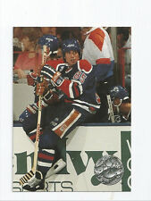 Pro Set Edmonton Oilers Single Hockey Trading Cards  00bb9d438
