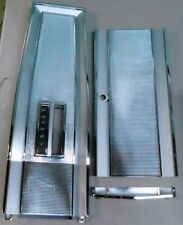 Mopar 66 67 68 Coronet / GTX / Road Runner Console Top Plate 3 Piece Set NEW