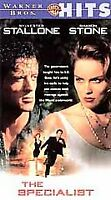 The Specialist (VHS, 2000, Warner Brothers Hits) New Sealed