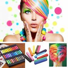 36 Farben Ungiftig Haarkreide Set Hairchalk Haarkreide Set Farben Haare färben