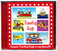 Travelling Songs CD  Favourite children's songs to sing along with NEW & WRAPPED