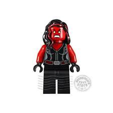 LEGO SUPER HEROES MINIFIGURE sh372 Red She-Hulk | NUOVO/NEW