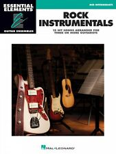 Rock Instrumentals - Essential Elements Guitar Ensembles NEW 000123102