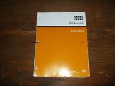 Case Model 9030 Hydraulic Excavator Parts Catalog Manual Book PC # 8-8951