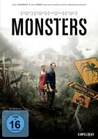 MONSTERS - EDWARDS,GARETH   DVD NEUF