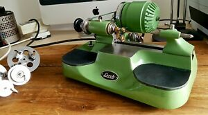 Lorch Junior  8mm Watchmakers Lathe With Boxed Accessories