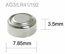 Oxide Button Cell Watch Battery - New 2 x Sr516Sw 317 Sr516 Maxell 1.55v Silver