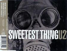 U2 : SWEETEST THING / 3 TRACK-CD - TOP-ZUSTAND