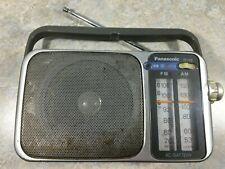 Panasonic RF-2400 AM FM TV Portable Radio - Works Great Japan