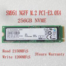 NEW Samsung SSD NVMe MZVPV256HDGL-00000 SM951 256GB M.2 NGFF PCI Express 3.0 x4