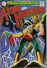 ATOM & HAWKMAN #40 VF 8.0 DC 1/1969