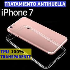 "FUNDA TPU DE GEL SILICONA ULTRAFINA TRANSPARENTE PARA IPHONE 7 (4,7"") CARCASA"