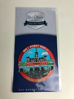 Disney Patch Walt Disney Archives World Main Street U.S.A. D23 Member Exclusive