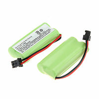 2.4V 800mAh NiMH Rechargeable Cordless Phone Battery For Uniden BT-1008