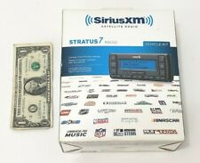 Sirius Xm Satellite Radio Stratus 7 & Accessories Vehicle Kit Sealed - Ssv7V1