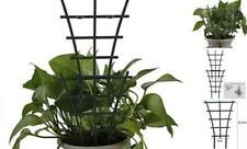 Indoor Small Climbing Plant Trellis 6pcs Plastic Garden Without Support Hooks