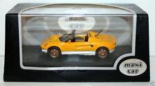 MAXI CAR 1/43 - 10142 LOTUS ELISE 49 - YELLOW / WHITE