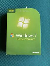Microsoft Windows 7 Home Premium Upgrade (32 and 64 bit)