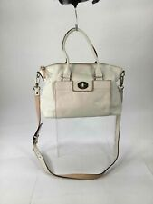 Kate Spade New York White Leather Crossbody Purse