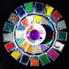 Orbeez WaterBeads SAMPLE Pack Crystal Gel Soil Jelly Weddings Home Parties Vase