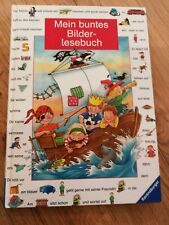 Mein buntes Bilderlesebuch - Ravensburger - Buch Erstleser Leseanfänger sehr gut
