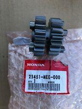 2004 Honda CBR600RR OEM NEW  gear mainsheet third / forth PT# 23451 MEE 000