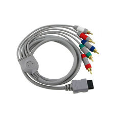 Câbles et adaptateurs pour console de jeux vidéo Nintendo Wii