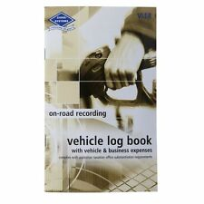 Zions Pocket Vehicle Log & Expenses Record Book VLER