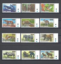 COOK ISLANDS 2001 SG 1443/54 MNH Cat £16