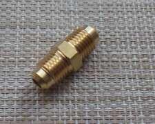 1x Gerade Verschraubung Adapter Verbinder 1/4 SAE KFZ Klimaanlagen Service