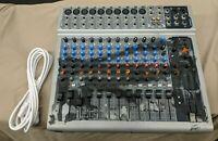 Peavey PV14 14 Channel Mixer 14CH Mixing Board DJ Live Studio Audio Console