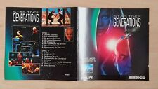 Star Trek Generations - Philips video cd - rare