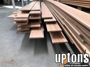Tas Oak VJ Lining Boards 133 x 12 - Feature Grade
