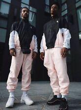 Nike Patrimonio Unisex Track Suit 914240-658 NIKELAB Sunset tinte Talla XS Nuevo