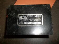 POLYTRON DEVICES P37-15T 587 REGULATED POWER SUPPLY (MM2)