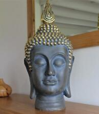 Buddha Head Large Ornament Decorative Inside Home Decor Lounge Conservatory 62cm